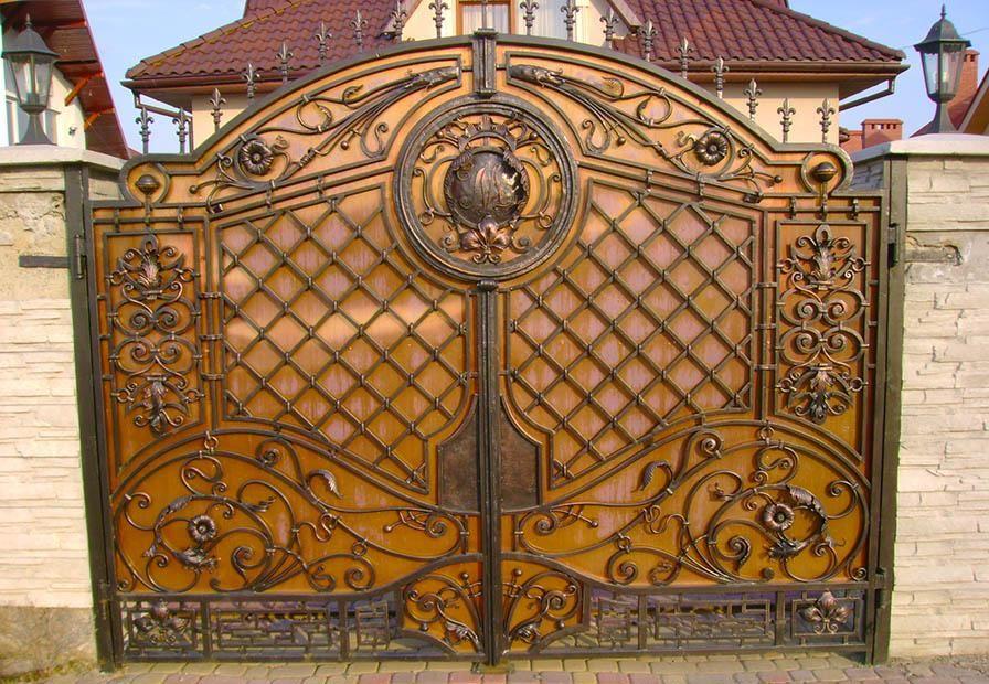 аромат французской кованые ворота в благовещенске цены может